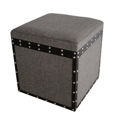 Mandalay Storage Stool