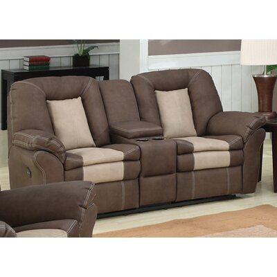 Carson Plush Living Room Dual Reclining Sofa