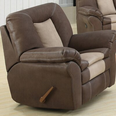 Carson Leather Recliner