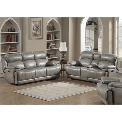 Estella Sofa and Loveseat Set Type: Manual