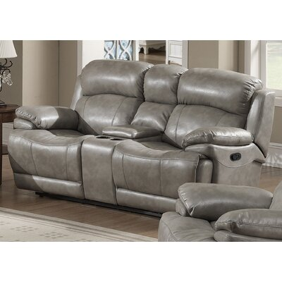 Estella Reclining Loveseat Type: Manual