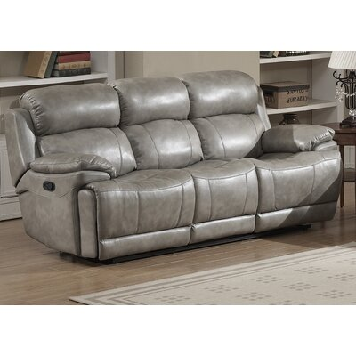 Estella Reclining Sofa Type: Manual