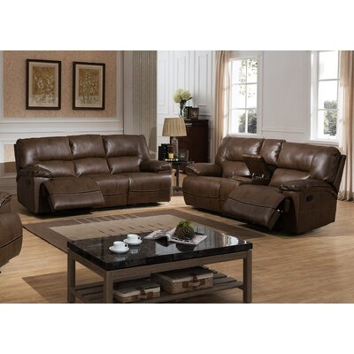 Dwayne 2Pc. Set ( SOFA AND LOVE ) AC Pacific Living Room Sets