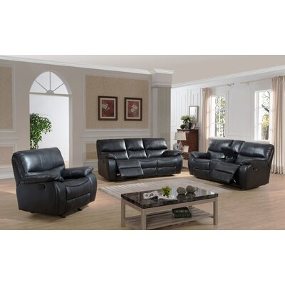 Evan 3Pc. Set AC Pacific Living Room Sets