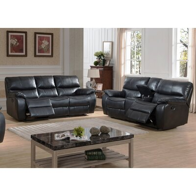 Evan 2Pc. Set AC Pacific Living Room Sets