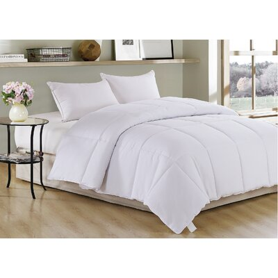 Faber Down Alternative Duvet Insert Size: Twin