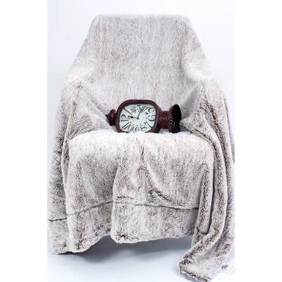 Luxury Cozy Fuzzy Waivy Blanket