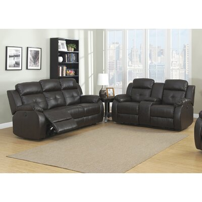 TROY POWER  2PC. SET AC Pacific Living Room Sets
