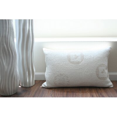Herbal Fusion Memory Foam Queen Pillow