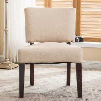 Bethel Padded Armless Side Chair