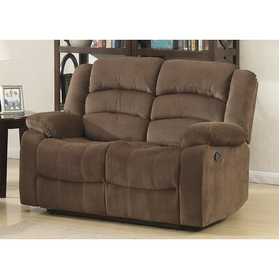 Bill Living Room Reclining Loveseat