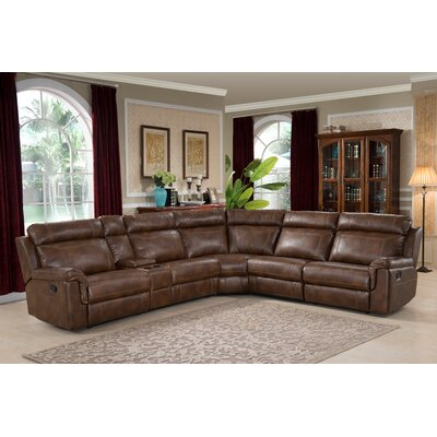 Clark Reclining Sectional