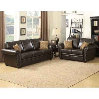 Louis 2 Piece Living Room Set