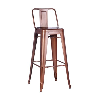 30 Barstool Finish: Rose Gold