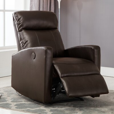 Sean Leather Recliner