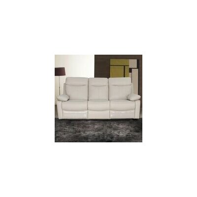 Ryker Reclining Sofa Upholstery: Taupe
