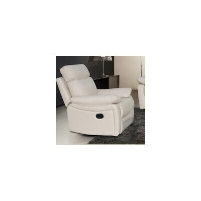 Ryker Manual Rocker Recliner Upholstery: Taupe