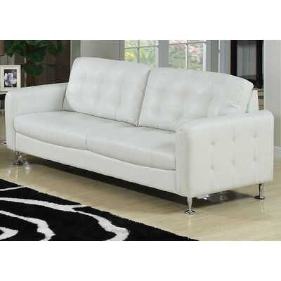 AC Pacific Megan Sofa - Color: White at Sears.com