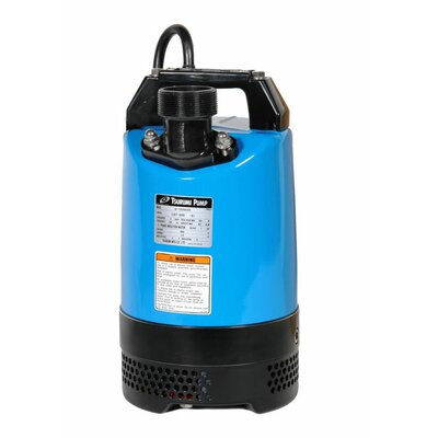 1 HP Submersible & Portable Dewatering Pump Voltage: 115V