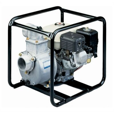 8 HP Honda Engine Driven Centrifugal Pump with Low Oil Sensor