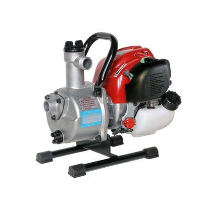 Tsurumi Centrifugal Pump with Low Oil Sensor