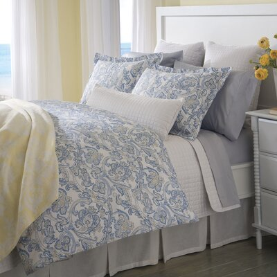 Peizli Duvet Cover Size: King