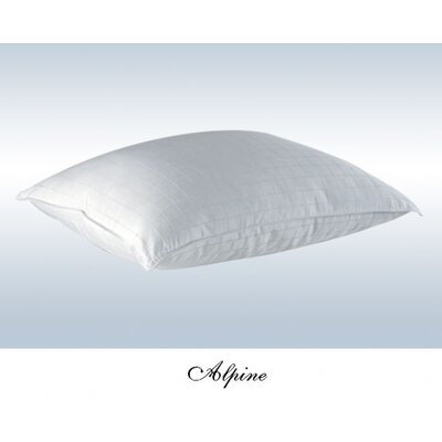 Alpine Luxurious Goose Down Alternative European Pillow in White