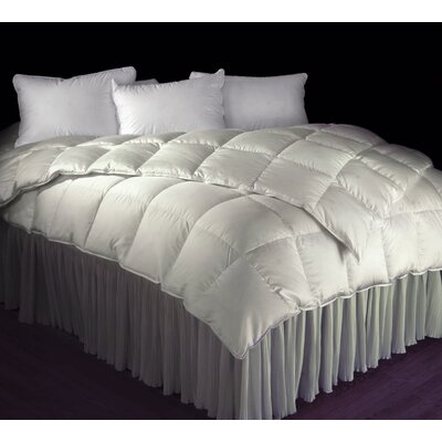 Lily Siberian All Season Down Comforter Size: Twin