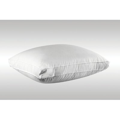 Princess Alexis Siberian Goose Down Filled Pillow Size: Standard
