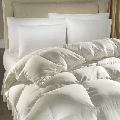 Hermitage Siberian Winter Goose Down Comforter Size: Super Queen