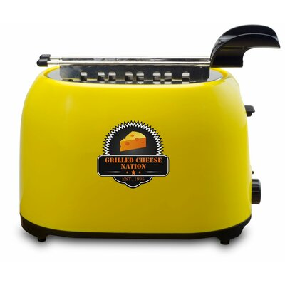 2 Slice Grilled Cheese Toaster GCN-1ST