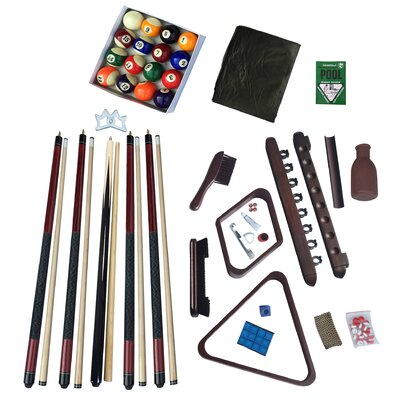 Deluxe Billiards Accessory Kit BG2540M
