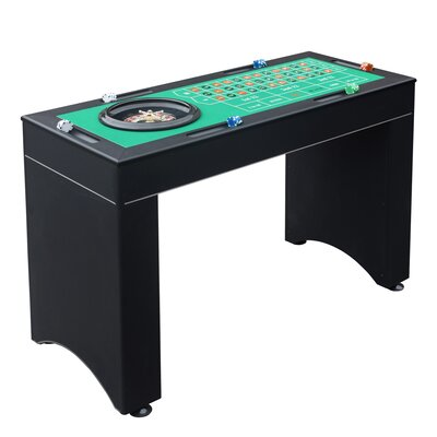 Monte Carlo 4-in-1 Casino Game Table BG1136M