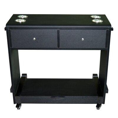 Multi-Purpose Game Room Caddy Floor Cue Rack BG2555