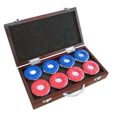 9 Piece Shuffleboard Puck Set BG1223