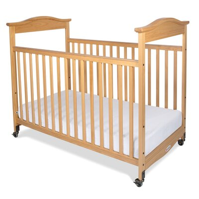 Foundations Biltmore Full Size Clearview Crib - Finish: Natural