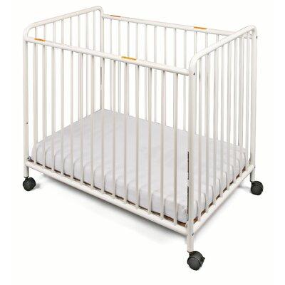 Chelsea Compact Steel Non-Folding Crib 2061097