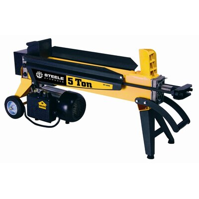 Cheap Steele Products 5 Ton Electric Horizontal Log Splitter (XTL1080)