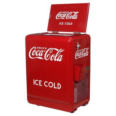 9 Cu. Ft. Classic Coca-Cola Beverage Center