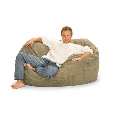 Enormo Bean Bag Sofa Upholstery: Camel
