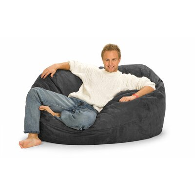 Enormo Bean Bag Sofa Upholstery: Charcoal