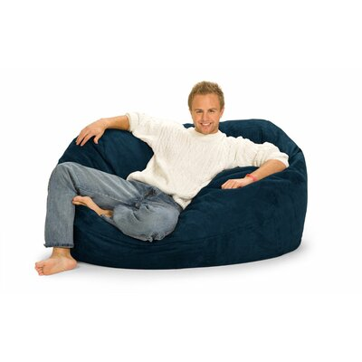 Enormo Bean Bag Sofa Upholstery: Navy