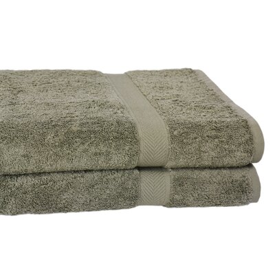 Ring Spun Line 100% Pima Cotton Oversized Bath Towel