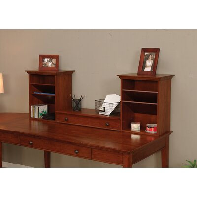 Hudson Valley 20.125 H x 59.375 W Desk Hutch