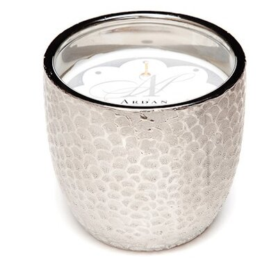 """Venetian Lotus and Lily Scented Jar Candle Size: 6"""" H x 6"""" W x 6"""" D AD-50538"""