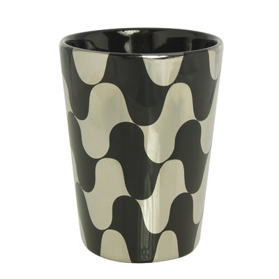 Byzantine Waves Lotus and Lily Jar Candle AD-50554