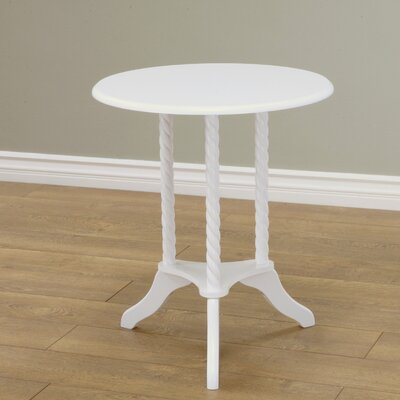 Classica Pedestal End Table