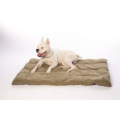 Pet Pac Sac Dog Mat Color: Choc/Tan