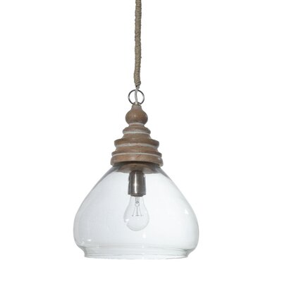 Sanctuary 1-Light Ceiling Pendant