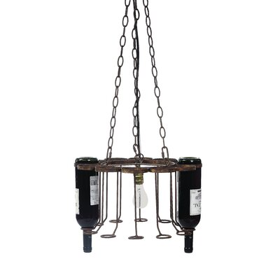 Dismuke 1-Light Mini Pendant